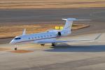 yabyanさんが、中部国際空港で撮影したPRIVATE G650 (G-VI)の航空フォト(飛行機 写真・画像)