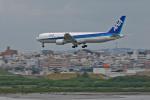 スカルショットさんが、那覇空港で撮影した全日空 767-381の航空フォト(飛行機 写真・画像)