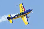 スカルショットさんが、岩国空港で撮影したWPコンペティション・アエロバティック・チーム EA-300Lの航空フォト(飛行機 写真・画像)
