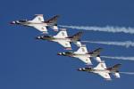 スカルショットさんが、浜松基地で撮影したアメリカ空軍 - United States Air Forceの航空フォト(飛行機 写真・画像)