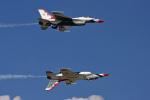 スカルショットさんが、浜松基地で撮影した アメリカ空軍 - United States Air Force の航空フォト(飛行機 写真・画像)