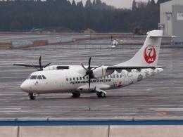 FT51ANさんが、鹿児島空港で撮影したATR ATR-42-600の航空フォト(飛行機 写真・画像)