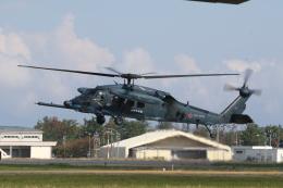 ショウさんが、小松空港で撮影した航空自衛隊 UH-60Jの航空フォト(飛行機 写真・画像)