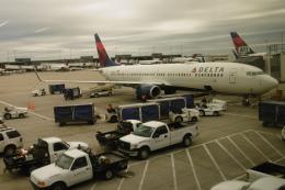 flyingmasさんが、アトランティックシティ国際空港で撮影したデルタ航空 737-932/ERの航空フォト(飛行機 写真・画像)