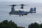 スカルショットさんが、南紀白浜空港で撮影したアメリカ海兵隊 MV-22Bの航空フォト(飛行機 写真・画像)