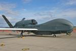 スカルショットさんが、三沢飛行場で撮影したアメリカ空軍 RQ-4B-40 Global Hawkの航空フォト(飛行機 写真・画像)