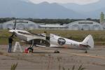 ショウさんが、新千歳空港で撮影したイギリス企業所有 361 Spitfire LF9Cの航空フォト(飛行機 写真・画像)