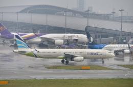 EC5Wさんが、関西国際空港で撮影したエアプサン A321-231の航空フォト(飛行機 写真・画像)