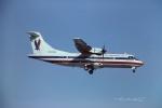 tassさんが、マイアミ国際空港で撮影したアメリカン・イーグル ATR-42-300の航空フォト(飛行機 写真・画像)