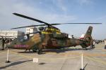 ショウさんが、明野駐屯地で撮影した陸上自衛隊 OH-1の航空フォト(飛行機 写真・画像)