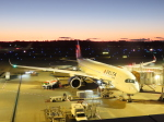 さんぜんさんが、成田国際空港で撮影したデルタ航空 A350-941XWBの航空フォト(飛行機 写真・画像)