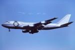 tassさんが、成田国際空港で撮影したアリタリア航空 747-243Bの航空フォト(飛行機 写真・画像)