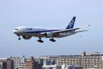 yousei-pixyさんが、福岡空港で撮影した全日空 777-281の航空フォト(飛行機 写真・画像)