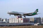 yousei-pixyさんが、福岡空港で撮影したエバー航空 A330-302の航空フォト(飛行機 写真・画像)