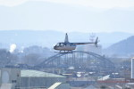 kumagorouさんが、仙台空港で撮影した日本法人所有 R66 Turbineの航空フォト(飛行機 写真・画像)