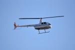 kumagorouさんが、仙台空港で撮影したディーエイチシー R44 Raven II Newscopterの航空フォト(飛行機 写真・画像)