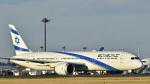 パンダさんが、成田国際空港で撮影したエル・アル航空 787-9の航空フォト(飛行機 写真・画像)