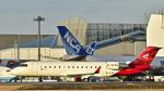 パンダさんが、成田国際空港で撮影した尊翔公務航空 CRJ-200の航空フォト(飛行機 写真・画像)