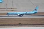 OMAさんが、仁川国際空港で撮影した大韓航空 737-9B5/ER の航空フォト(飛行機 写真・画像)