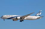 T.Kenさんが、成田国際空港で撮影したエル・アル航空 787-9の航空フォト(飛行機 写真・画像)