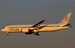 T.Kenさんが、成田国際空港で撮影したZIPAIR 787-8 Dreamlinerの航空フォト(飛行機 写真・画像)