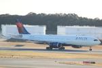 cassiopeiaさんが、成田国際空港で撮影したデルタ航空 A330-941の航空フォト(飛行機 写真・画像)