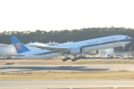 cassiopeiaさんが、成田国際空港で撮影した中国南方航空 777-31B/ERの航空フォト(飛行機 写真・画像)