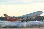 cassiopeiaさんが、成田国際空港で撮影した海南航空 A330-243の航空フォト(飛行機 写真・画像)