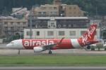 Mr.boneさんが、福岡空港で撮影したエアアジア・ジャパン(〜2013) A320-216の航空フォト(飛行機 写真・画像)