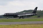 endress voyageさんが、岡山空港で撮影したTAG エイビエーション UK 757-2K2の航空フォト(飛行機 写真・画像)