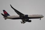 kuro2059さんが、中部国際空港で撮影したデルタ航空 767-332/ERの航空フォト(飛行機 写真・画像)