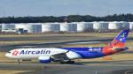 パンダさんが、成田国際空港で撮影したエアカラン A330-941の航空フォト(飛行機 写真・画像)