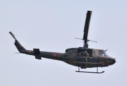 hirohiro77さんが、東千歳駐屯地で撮影した陸上自衛隊 UH-1Jの航空フォト(飛行機 写真・画像)