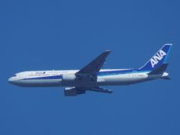 otromarkさんが、八尾空港で撮影した全日空 767-381の航空フォト(飛行機 写真・画像)