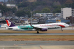 kopさんが、福岡空港で撮影したマカオ航空 A321-231の航空フォト(飛行機 写真・画像)