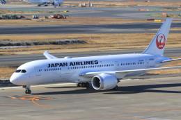 Espace77さんが、羽田空港で撮影した日本航空 787-8 Dreamlinerの航空フォト(飛行機 写真・画像)