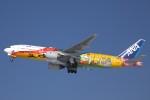 syo12さんが、函館空港で撮影した全日空 777-281/ERの航空フォト(飛行機 写真・画像)