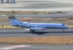 Espace77さんが、羽田空港で撮影したプライベートエア G500/G550 (G-V)の航空フォト(飛行機 写真・画像)