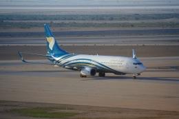 航空フォト:A4O-BAH オマーン航空 737-800