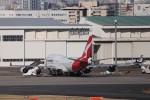KAZFLYERさんが、羽田空港で撮影したカンタス航空 747-438/ERの航空フォト(飛行機 写真・画像)
