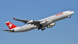 flytaka78さんが、成田国際空港で撮影したスイスインターナショナルエアラインズ A340-313Xの航空フォト(飛行機 写真・画像)