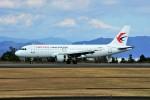 yoshibouさんが、静岡空港で撮影した中国東方航空 A320-214の航空フォト(飛行機 写真・画像)