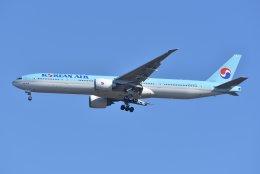 islandsさんが、成田国際空港で撮影した大韓航空 777-3B5/ERの航空フォト(飛行機 写真・画像)