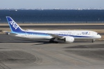 知希(仮)さんが、羽田空港で撮影した全日空 787-9の航空フォト(飛行機 写真・画像)