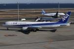 知希(仮)さんが、羽田空港で撮影した全日空 767-381/ERの航空フォト(飛行機 写真・画像)