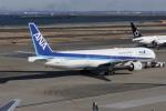 知希(仮)さんが、羽田空港で撮影した全日空 777-381の航空フォト(飛行機 写真・画像)