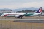MOR1(新アカウント)さんが、福岡空港で撮影したマカオ航空 A321-231の航空フォト(飛行機 写真・画像)