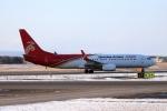 北の熊さんが、新千歳空港で撮影した深圳航空 737-87Lの航空フォト(飛行機 写真・画像)