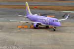 JL6DXRさんが、福岡空港で撮影したフジドリームエアラインズ ERJ-170-200 (ERJ-175STD)の航空フォト(飛行機 写真・画像)
