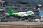kopさんが、福岡空港で撮影したシティリンク A320-251Nの航空フォト(飛行機 写真・画像)